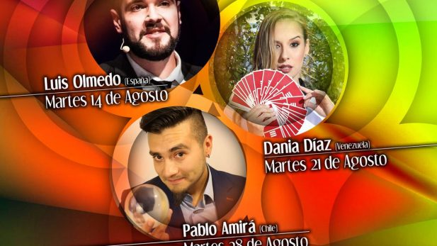 Cartel VII Ciclo Nacional de Magia de Cerca Zamora 2018